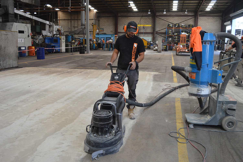 Frezarka do betonu – co to jest i do czego służy?