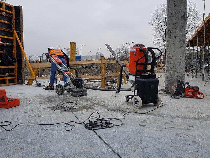 Szlifierka do betonu - jaką wypożyczyć?