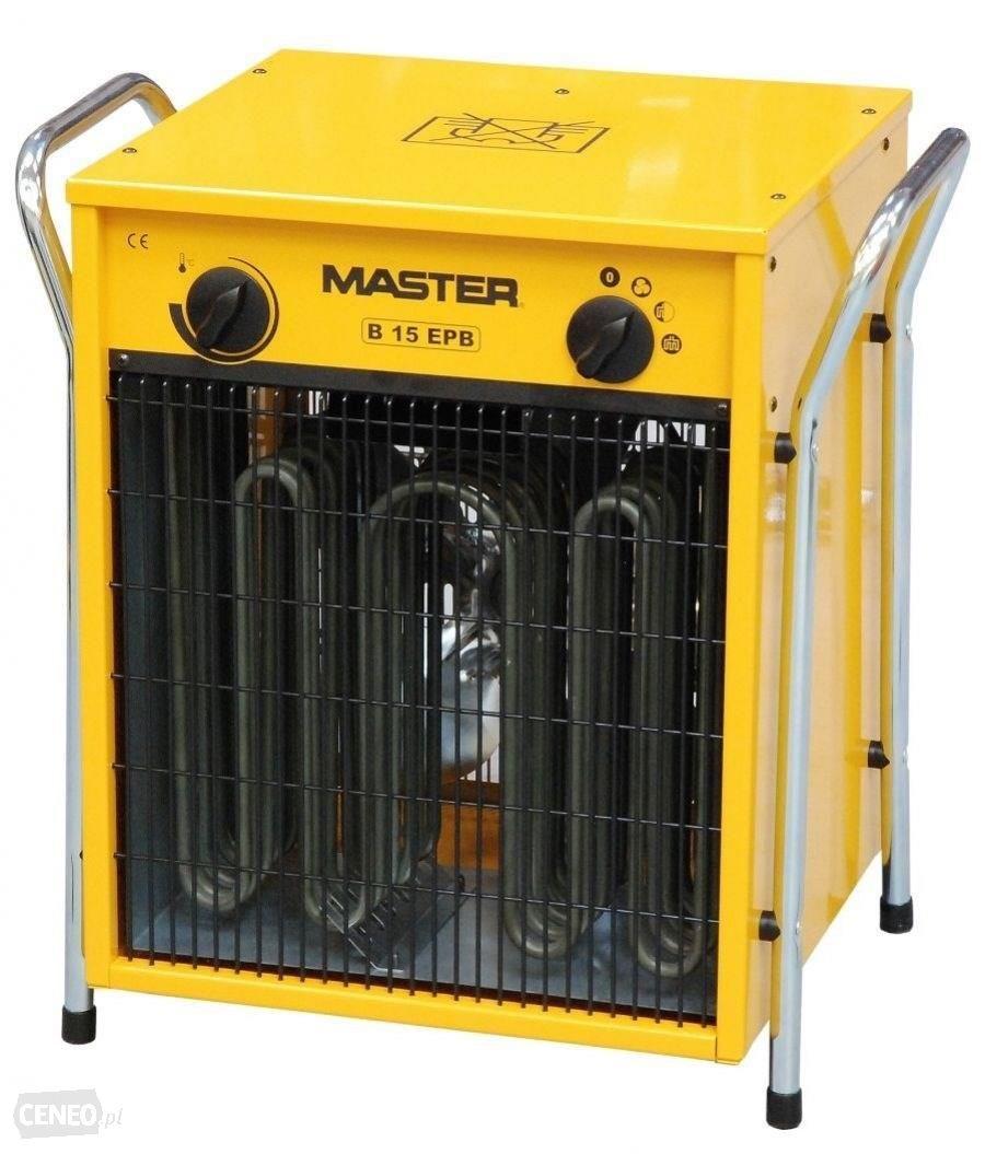 Nagrzewnica elektryczna  MASTER 15 kW