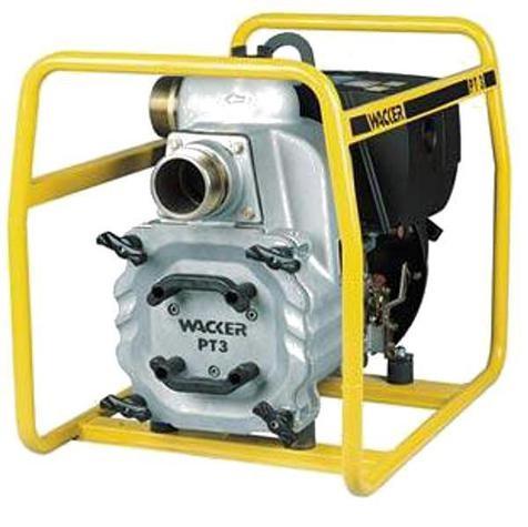 Pompa do wody brudnej / szlamowa WACKER Neuson PT3H