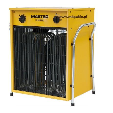 Nagrzewnica elektryczna MASTER 22 kW