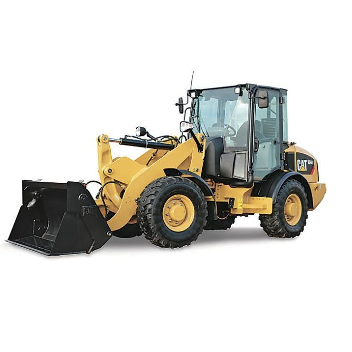 Ładowarka przegubowa CAT 906H